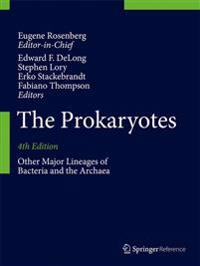 The Prokaryotes
