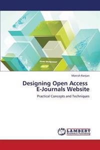 Designing Open Access E-Journals Website