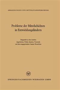 Probleme Der Mittelschichten in Entwicklungsländern
