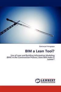 Bim a Lean Tool?