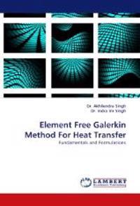 Element Free Galerkin Method for Heat Transfer