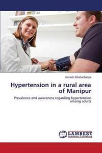 Hypertension in a Rural Area of Manipur