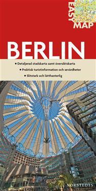 Berlin EasyMap stadskarta : 1:17500