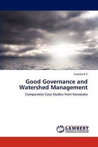 Good Governance and Watershed Management