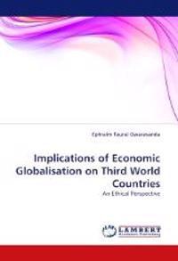 Implications of Economic Globalisation on Third World Countries