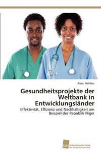 Gesundheitsprojekte Der Weltbank in Entwicklungslander