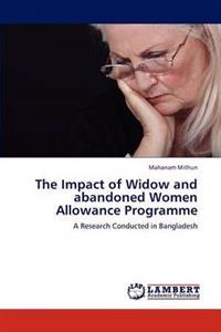 The Impact of Widow and Abandoned Women Allowance Programme