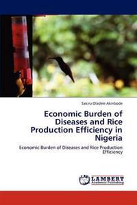 Economic Burden of Diseases and Rice Production Efficiency in Nigeria