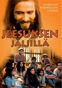 Jeesuksen jäljillä (DVD)