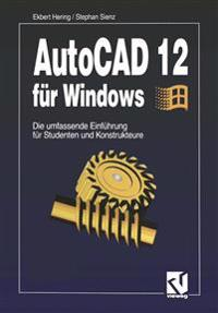 AutoCAD 12 F r Windows