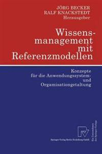 Wissensmanagement Mit Referenzmodellen