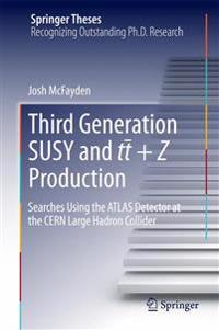 Third Generation Susy and Ttbar + Z Production