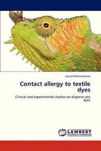 Contact Allergy to Textile Dyes