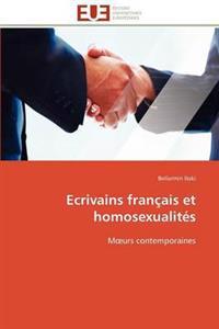 Ecrivains Fran�ais Et Homosexualit�s