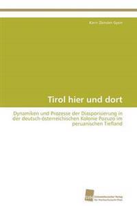 Tirol Hier Und Dort