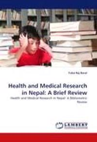 Health and Medical Research in Nepal