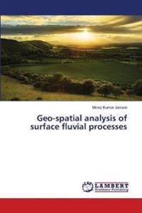 Geo-Spatial Analysis of Surface Fluvial Processes
