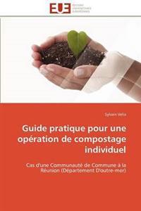 Guide Pratique Pour Une Op�ration de Compostage Individuel