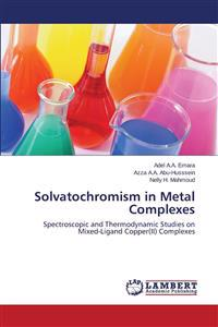 Solvatochromism in Metal Complexes