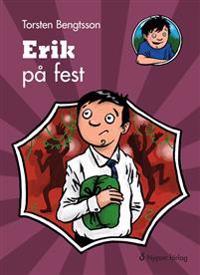 Erik på fest