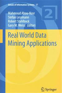 Real World Data Mining Applications
