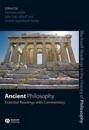 Ancient Philosophy: Essential Readings with Commentary