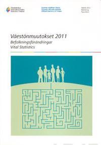 Väestönmuutokset 2011