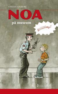 Noa på museum