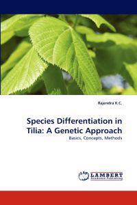 Species Differentiation in Tilia