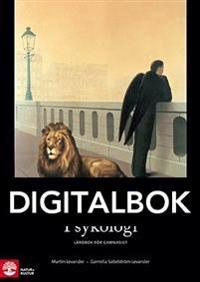 Levander Psykologi 1+2a Digital, tredje upplagan