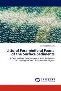 Littoral Foraminiferal Fauna of the Surface Sediments