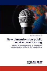 New Dimensionsion Public Service Broadcasting