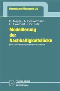 Modellierung Der Nachhaltigkeitsl cke