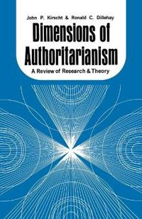 Dimensions of Authoritarianism