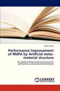 Performance Improvement of Rmpa by Artificial Meta-Material Structure