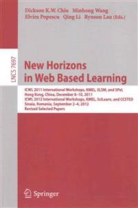 New Horizons in Web Based Learning