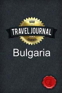 Travel Journal Bulgaria