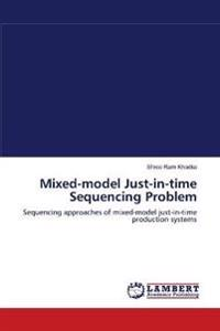 Mixed-Model Just-In-Time Sequencing Problem