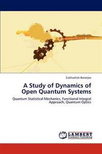 A Study of Dynamics of Open Quantum Systems
