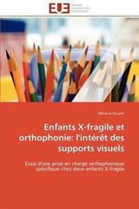 Enfants X-Fragile Et Orthophonie