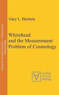 Whitehead and the Measurement Problem of Cosmology