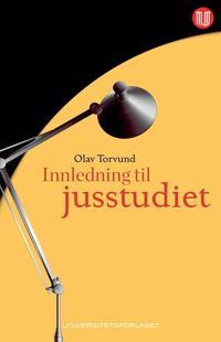 Innledning til jusstudiet - Olav Torvund | Inprintwriters.org