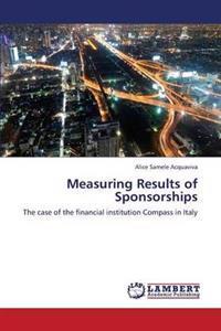 Measuring Results of Sponsorships