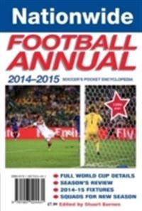 Nationwide annual 2014-15 - soccers pocket encyclopedia