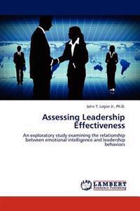 Assessing Leadership Effectiveness