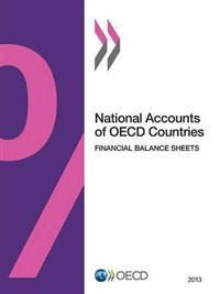 National Accounts of Oecd Countries 2013