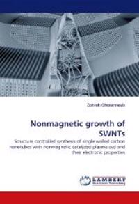 Nonmagnetic Growth of Swnts