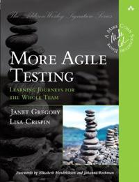More agile testing - learning journeys for the whole team