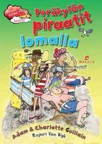 Peräkylän piraatit lomalla