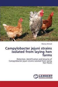 Campylobacter Jejuni Strains Isolated from Laying Hen Farms
